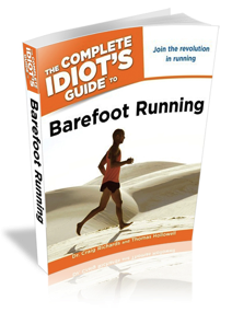 book about barefoot running